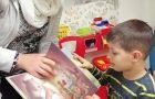 Pravljična urica v Valvasorjevi knjižnici Krško