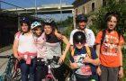 Športni dan Kolesarjenje 7. razred