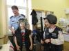 Policisti na obisku